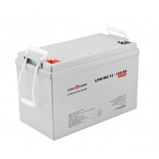 Акумулятор LogicPower AGM LPM-MG 12-120 AH 12В