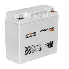 Акумулятор LogicPower LPM-GL 12-20 AH 12В