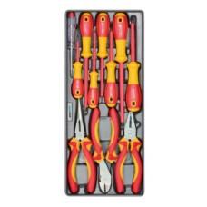 Набір інструментів для єлектриків Whirlpower 11 шт