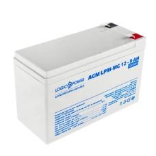 Акумулятор LogicPower AGM LPM-MG 12-9 AH 12В