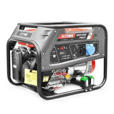 Бензиновий генератор Stark 6500 RDE Profi 6,5кВт 220В
