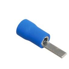Ізольовані штирові плоскі наконечники IEK 1,5-2,5 (UNL30-L19-A19) 100шт