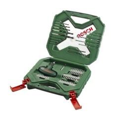 Напівпрофесійний набір свердел і біт Bosch X-Line-54 Generation