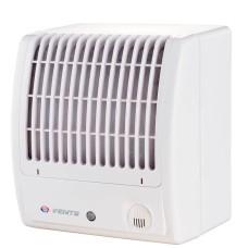 Центробежный вентилятор Vents ЦФ 100 ВТН Турбо со шнурковым выключателем