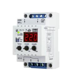 Реле напруги Новатек-Електро Volt Control РН-113