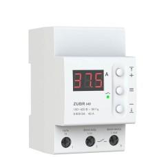 Реле контролю струму ZUBR I40 з термозахистом