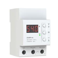Реле контролю струму ZUBR I636 з термозахистом