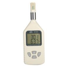 Термогігрометр USB 0-100%, -30-80°C BENETECH GM1360A