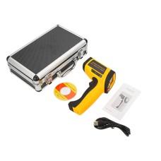 Пірометр промисловий USB -30-1650°C BENETECH GM1651