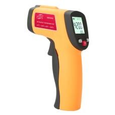 Пірометр безконтактний цифровий -50-420°C BENETECH GM300E