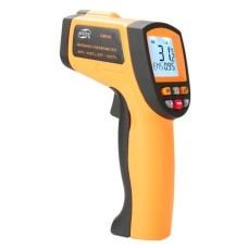 Пірометр інфрачервоний для вимірювання температури -50-550°C BENETECH GM500