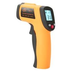Пірометр інфрачервоний для вимірювання температури -50-550°C BENETECH GM550