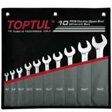 Набір комбінованих ключів 6-32 мм TOPTUL 10 шт. GPCJ1001