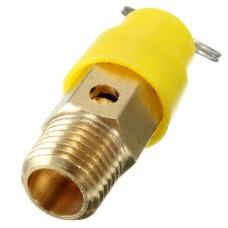 Клапан запобіжний 1/4 (8 атмосфер) AIRKRAFT SP009-8