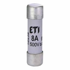 Запобіжник циліндричний CH10x38 gG 8A ETI