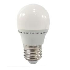 Лампа світлодіодна куля G45 6W E27 4000K LB-745 Feron