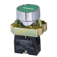 Кнопка XB2-BA3311 1NO зелена АскоУкрем