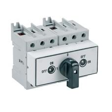 Перемикач навантаження LAS63 CO 3р 63А 1-0-2 ETI