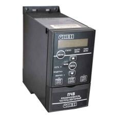 Перетворювач частоти ПЧВ101-К37-А 0,37кВт 220В ОВЕН