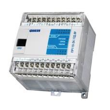 Реле програмоване ПР110-24.12Д.8Р-Ч  12 дискр. вх., 8 дискр. вих., живлення 24 В (DC), годинник реального часу