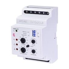 Реле контролю напруги HRN-43 3 х 400 VAC ETI