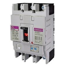 Автоматичний вимикач EB2S 160/3LF 100A 3p (16kA) ETI
