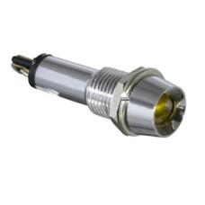 Світлосигнальна арматура AD22-C9 жовта 220 V AC АскоУкрем