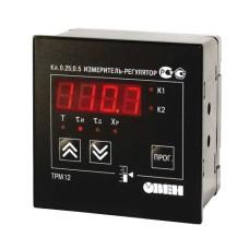 ТРМ-210-Щ1-УР вимірювач ПІД-регулятор ОВЕН