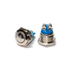 Кнопка металева TY 16-231A Scr  1NO Аско Укрем