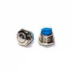 Кнопка металева TY 16-231P Pcb 1NO Аско Укрем