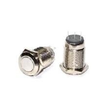 Кнопка металева TYJ 16-211  1NO+1NC АскоУкрем