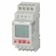 Таймер тижневий електронний 2-х канальний e.control.t09 E.NEXT