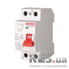 Диференціальний вимикач e.rccb.stand.2.25.30 2p E.Next