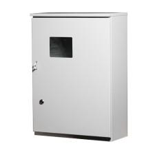 Ящик обліку ЯУР-У3-12-1 під 1ф або 3ф лічильники 17 модулів накладний Білмакс