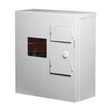 Ящик обліку ЯУРн-3Г-7Л під 3ф лічильник 7 модулів накладний Білмакс