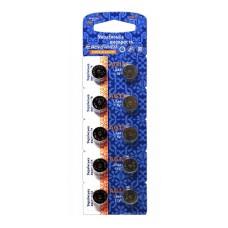 Батарейка лужна AG13, LR44 1,5В   АскоУкрем