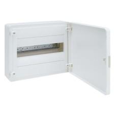 Бокс VS112PD, 12 модулів, зовнішній, біла дверка, GOLF Hager