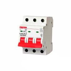 Автоматичний вимикач e.mcb.stand.45.3.C25 3p E.next