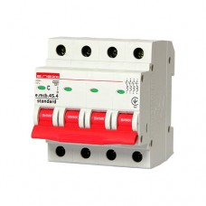 Автоматичний вимикач e.mcb.stand.45.4.C16 4p E.next