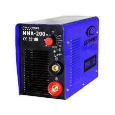 Інвертор MMA-200, 220В Gerrard (зварювальний струм 20-200А, електроди 1,6-5,0мм)