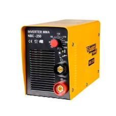 Інвертор NBC-250, 220В Kaiser Industry (зварювальний струм 20-250А, електроди 1,6-5,0мм)