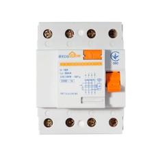 Пристрій захисного відключення ПЗВ 3+Нп/16А/30мА  EcoHome