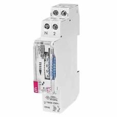 Реле часу електромеханічне добове з резервом APC-DR1 ETI