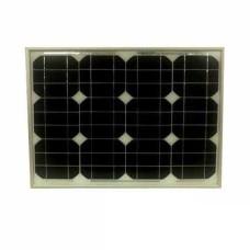 Сонячна батарея 30ВТ 12В, SR-M5033630, SUNRISE, Монокристалічна