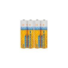 Батарейка лужна ААА, LR03 1,5В (спайка 4 шт) АскоУкрем