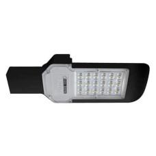Світильник вуличний SMD 20W 4200K сірий IP65 консольний Orlando-20 Horoz Electric