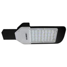 Світильник вуличний SMD 30W 4200K сірий IP65 консольний Orlando-30 Horoz Electric