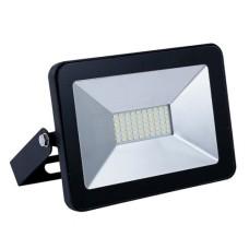 Прожектор LED 20Вт 6500K IP65 1400LM чорний LMP12-20 Lemanso