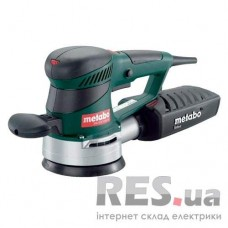 Ексцентрикова шліфмашина Metabo SXE 425 Turbo Tec