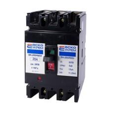 Автоматичний вимикач ВА-2004N/63 20А 3п. АскоУкрем